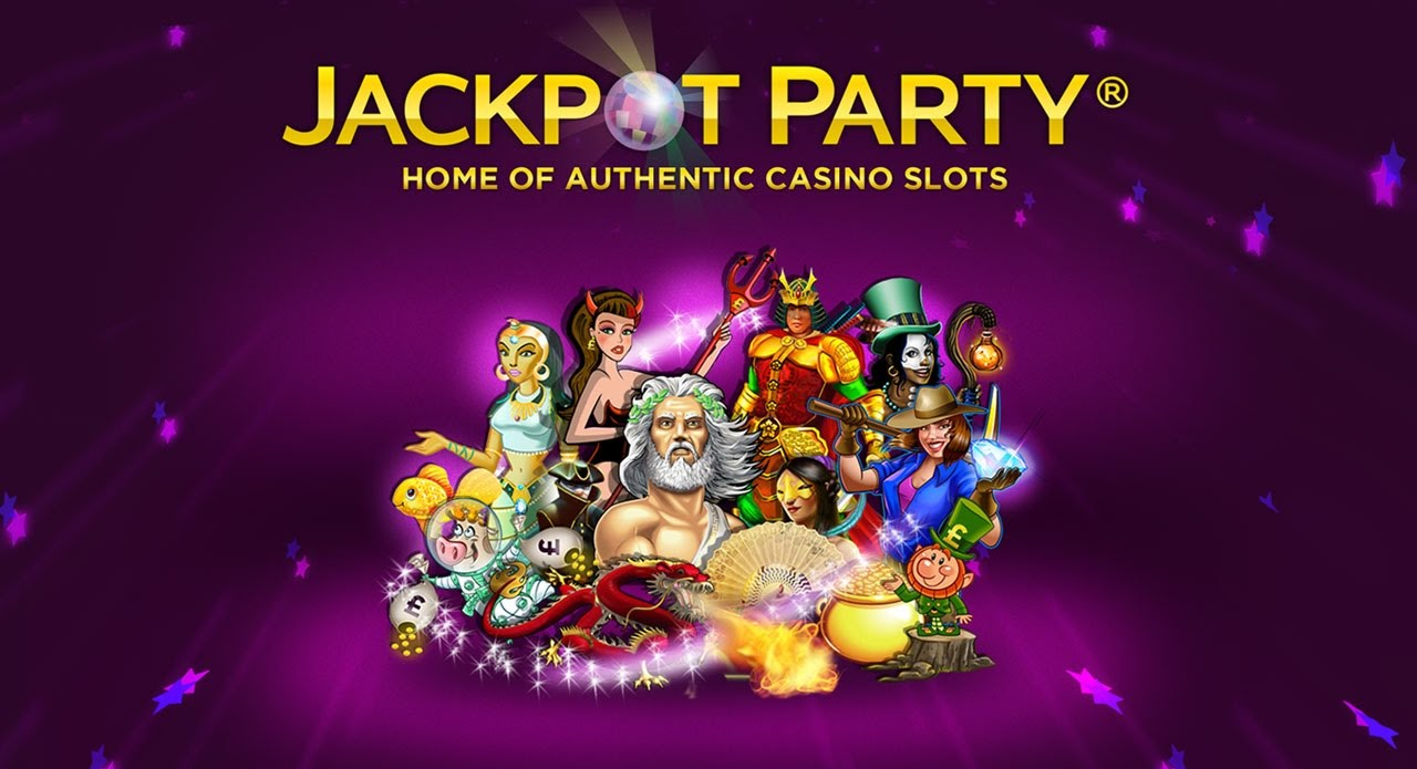 jackpot party casino not working on ipad