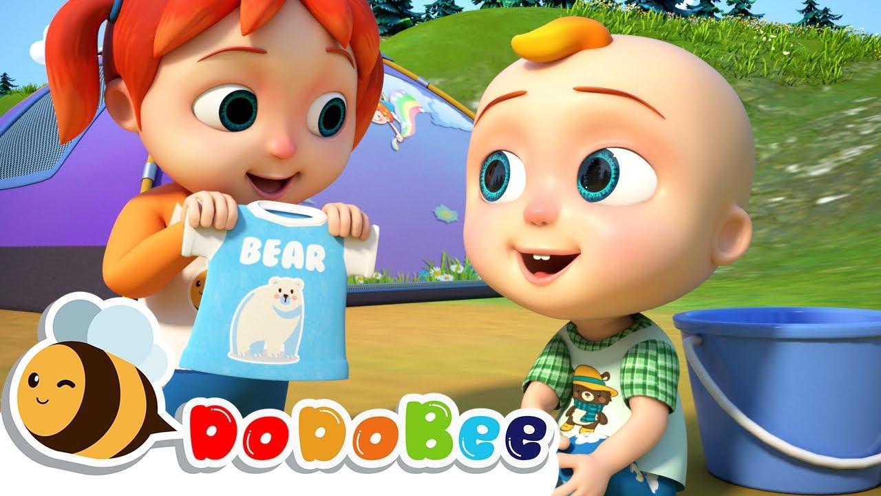 This is the Way! | @Cocomelo - Nursery Rhymes & Baby Songs | DoDoBee - Kids Songs