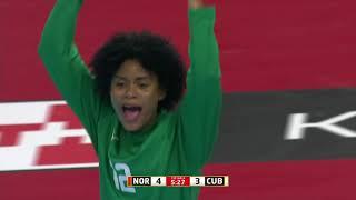 Group A Norway vs Cuba 24th IHF Women s World Championship 2019