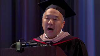 Kevin Tsujihara | USC School of Cinematic Arts Commencement 2018
