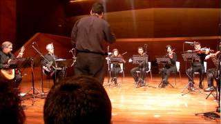 Doble Concierto para Bandoneon y Guitarra Astor Piazzolla, Introduccion II. Milonga.wmv