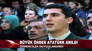 SİRENLER ÇALDI, HAYAT DURDU (10.11.2015-BOLU)