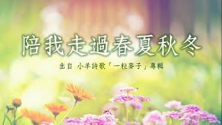 陪我走過春夏秋冬-小羊詩歌(一粒麥子) thumbnail