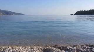Средиземноморский прибой. Олюдениз.
