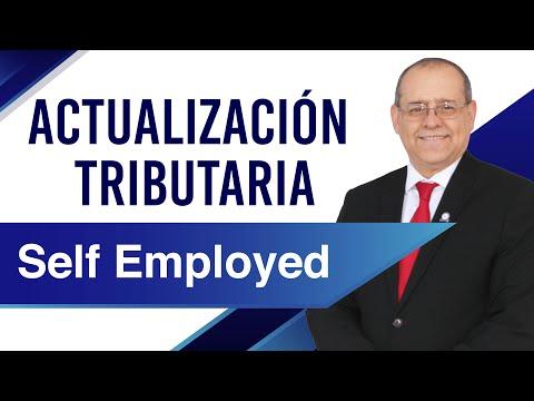 TRABAJADORES POR CUENTA PROPIA - self employed - sole proprietorship
