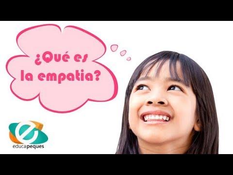 Qué Es Empatía Infantil 5 Pautas Y Consejos Para Un Niño