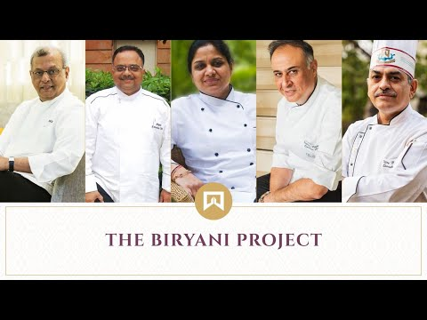 The Biryani Project by the culinary master at ITC Hotels