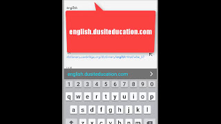 Dusit Online English Learning - Create New Account