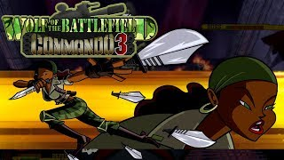 Wolf of the Battlefield: Commando 3 - All Bosses