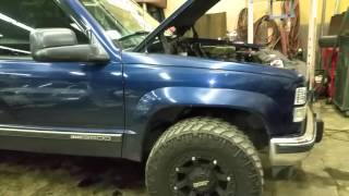 1995 Gmc 3500 6.5l Diesel Cc Baltimore 4x4