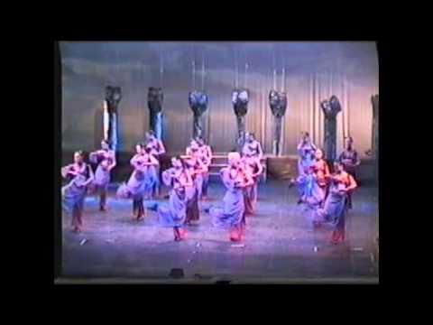k-dance studio gala juin 2000 - la porte des étoiles poster