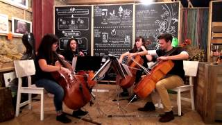 Cierre Pop-Up Store del Mercado de la Cosecha con Soncello Quartet (Versión corta)