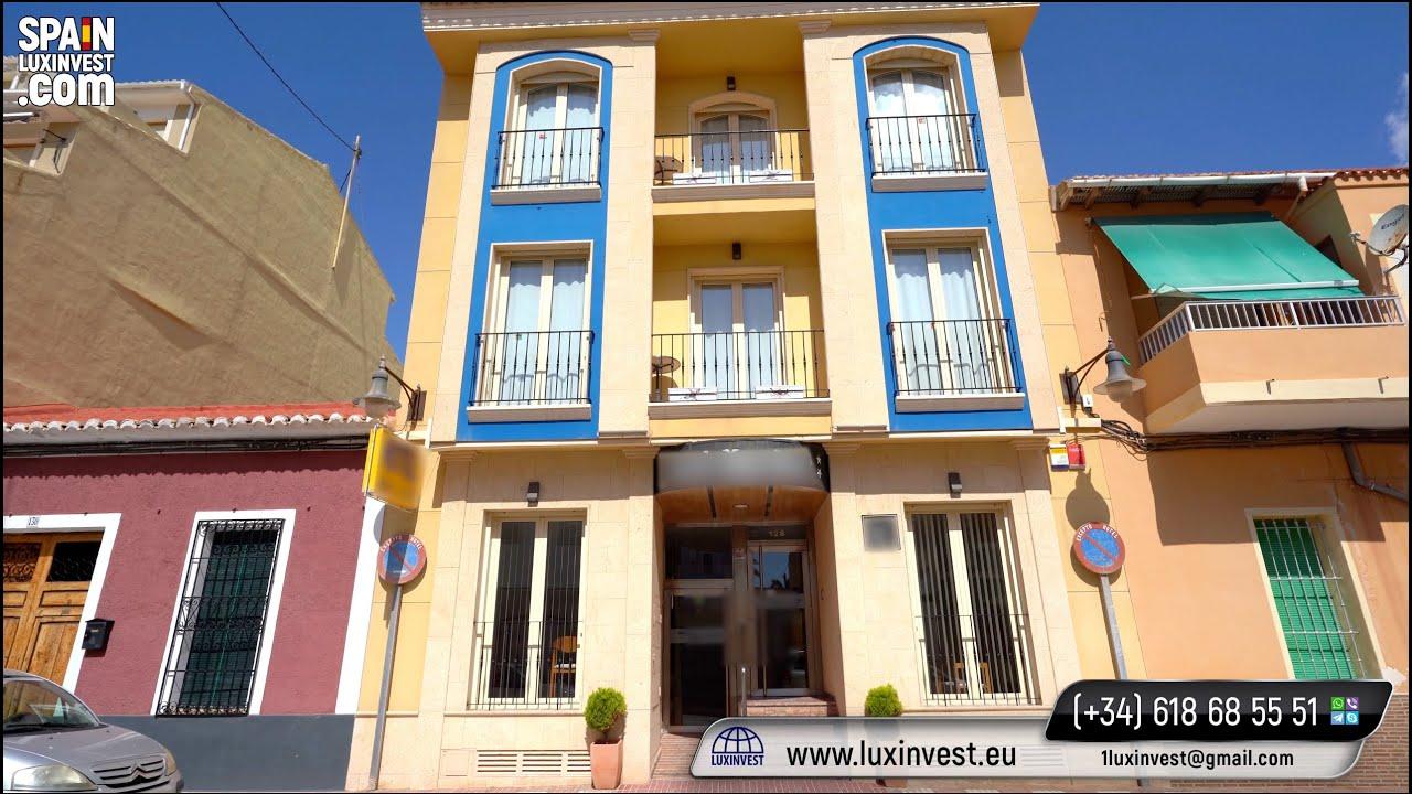 🔴1800000€/100м от моря/Отель в Испании/Инвестиции 2020/Доходные дома/Готовый бизнес/Пассивный доход