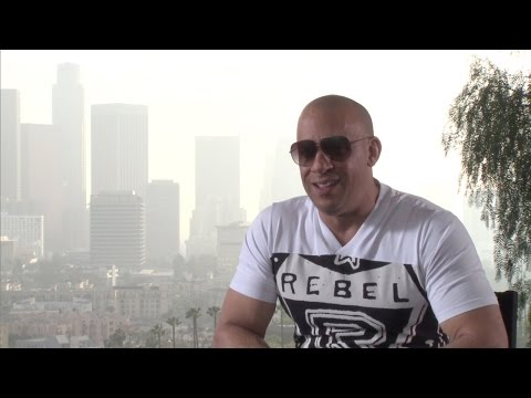 Vin Diesel - Furious 7 Interview HD