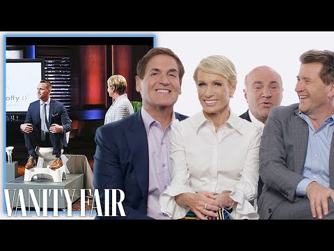 The Cast of Shark Tank Reviews Their Favorite Pitches | Vani