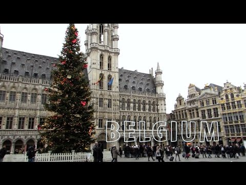 Flew to Belgium for a DAY!? Travel Edit