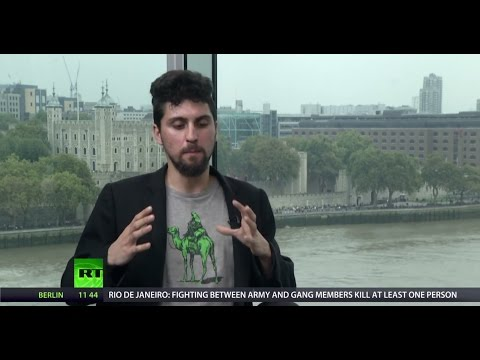 Keiser Report with Amir Taaki