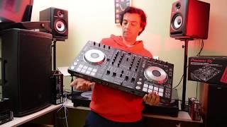 Pioneer DDJ-SX3 Serato DJ Pro www.seratodj.cl