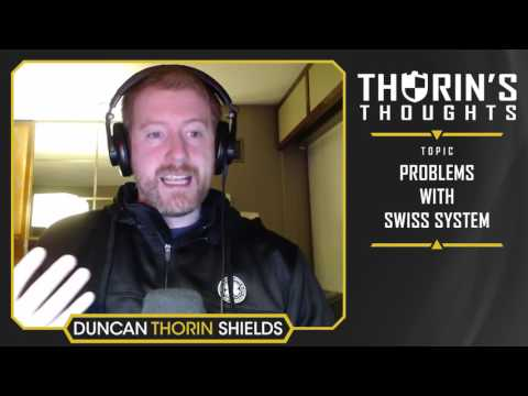 Thorin's Thoughts - Problems with Swiss System (CS:GO)