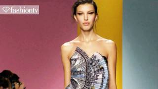 Designers at Work - It Happened In Rome: Frankie Morello Spring 2012 | FashionTV