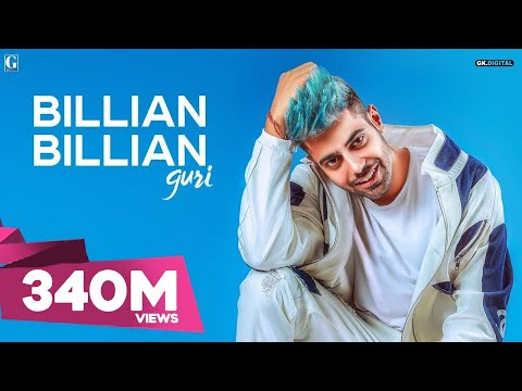 GURI : Billian Billian  Sukhe | Satti Dhillon | Gk.Digital | Geet MP3
