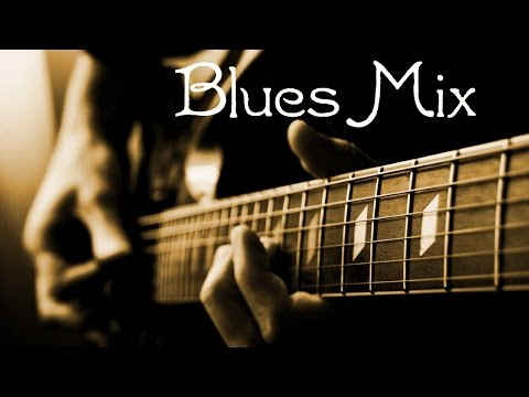 Blues Music – A 30 Min Mix Of Great Blues! Modern Blues Compilation