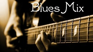 Blues Music - A 30 Min Mix Of Great Blues! Modern Blues Compilation