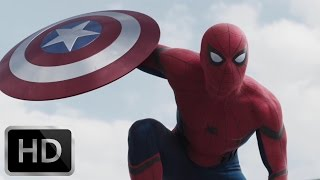 Первый мститель: Противостояние трейлер #2 (Версия по фильму)
