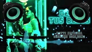 Natti Natasha Ft. Chencho - Deja Tus Besos (Bass Boosted)