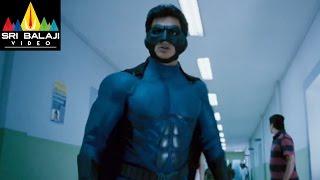 Mask Movie Action Scene in Hospital | Jiiva, Pooja Hegde | Sri Balaji Video