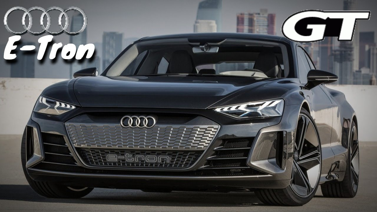 novo audi e-tron gt 2020 - todos detalhes   top carros