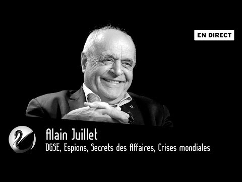DGSE, Espions, Secrets des Affaires, Crises mondiales [EN DIRECT]
