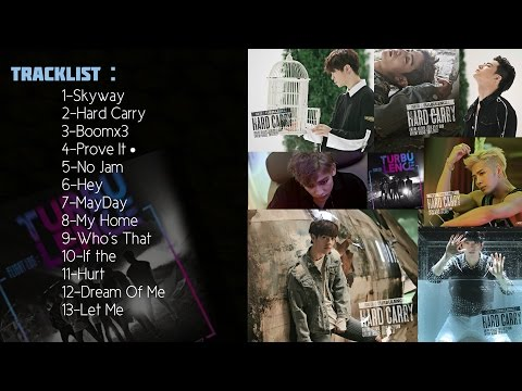 GOT7 2ND FULL ALBUM FLIGHT LOG : TURBULANCE [FULL]