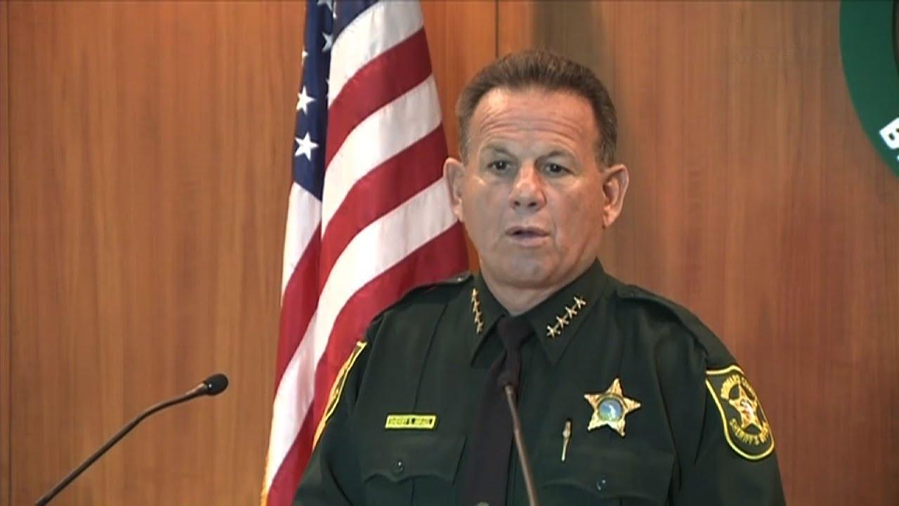 Sheriff: Deputy Never Entered School in Shooting