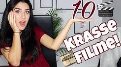 10 Krasse FILME❗️Meine Empfehlungen 😏 - Ebru Acikyol
