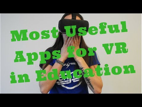 Most Useful Apps for VR in Education