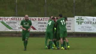 Baldaccio Bruni-Bucinese 2-1 Eccellenza Girone B Play-off