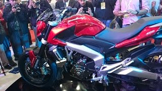 Bajaj Pulsar CS400 Spotted Testing for the First Time