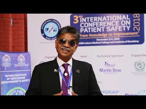 Prof. Dr. Matiur Rahman Interview on 3rd ICPS 2018 by RIHIS