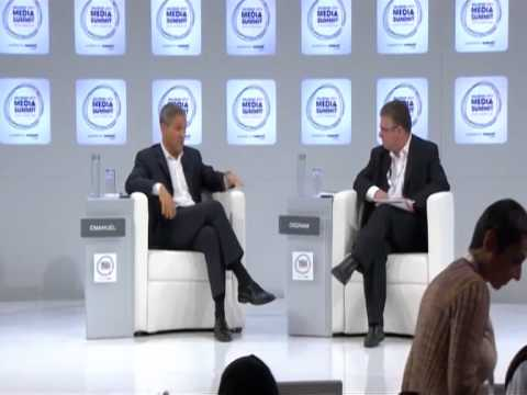 Ari Emanuel speaks at Abu Dhabi Media Summit 2012