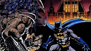 PREDATOR vs BATMAN EXPLAINED - COMIC BOOK BATTLES
