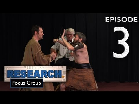 Research. - Episode 3 -