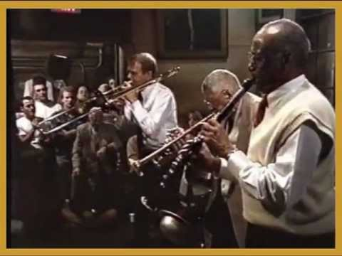 Percy Humphrey at Preservation Hall: Shake It And Break It (Weary Blues)