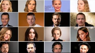 Oscars 2016 | All White Actor Nominees