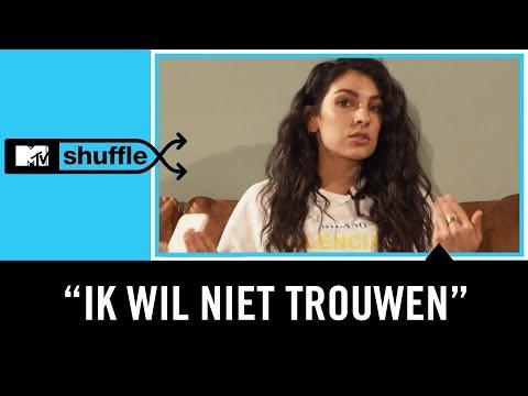 ANNA NOOSHIN: 'DIT is het meest SEXY nummer dat je OOIT hebt gehoord' | MTV SHUFFLE