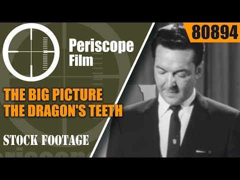THE BIG PICTURE  THE DRAGON'S TEETH  WWII SIEGFRIED LINE 80894