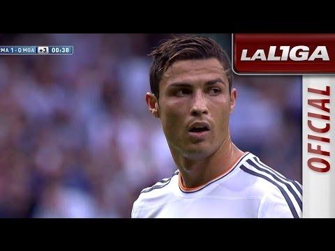 Gol de penalti de Cristiano Ronaldo tras la falta sobre Bale (2-0) y pide perdón a la afición  - HD