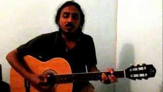 Poomkaatinodum kilikalodum - malayalam song unplugged - guitar vocals - ilayaraja