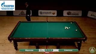 Финал: Миронова Диана  RUS - UKR  Ковальчук Анастасия