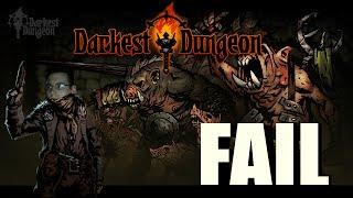 Darkest Dungeon - The WORST/Dankest Luck